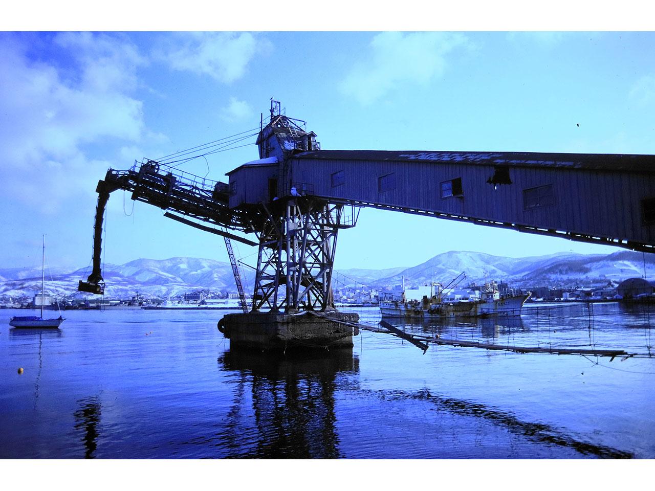 画像:北炭ローダー基礎(4)