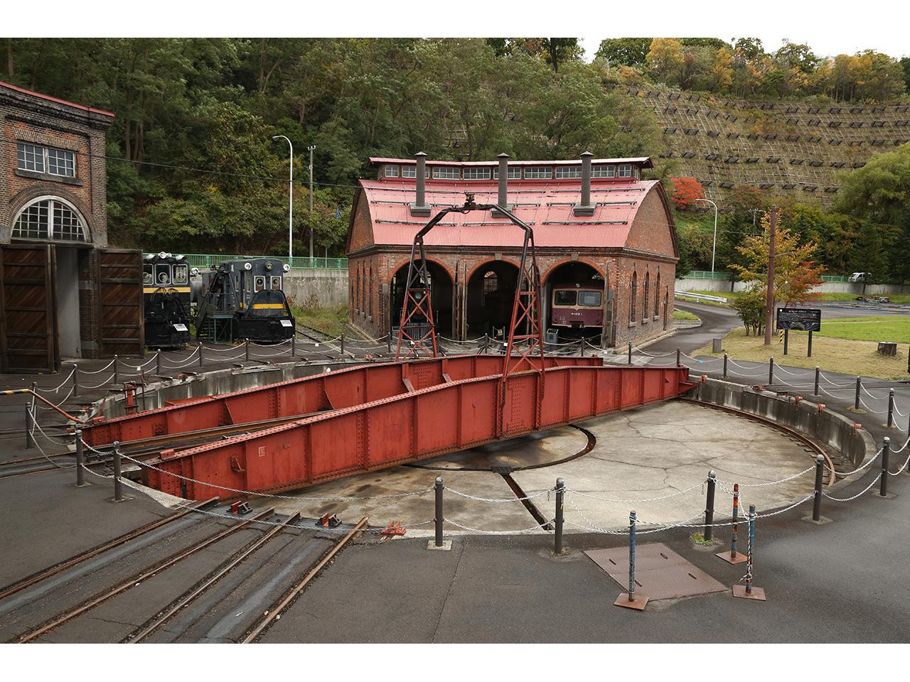 画像:旧手宮鉄道施設(1)