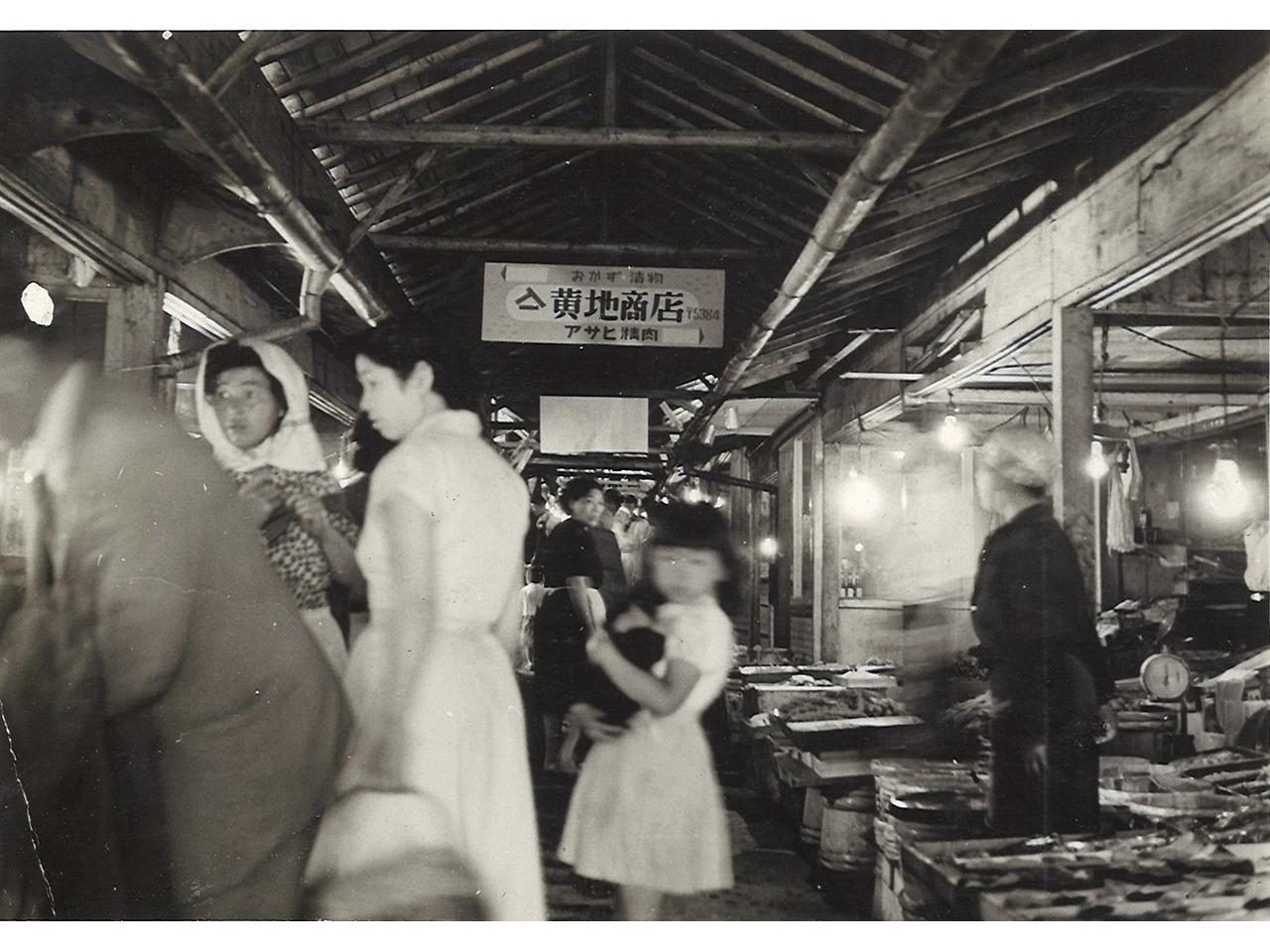 画像:小樽中央市場(3)