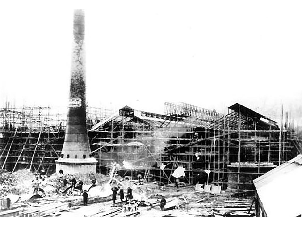 画像:旧火力発電所(日本製鋼所)(4)