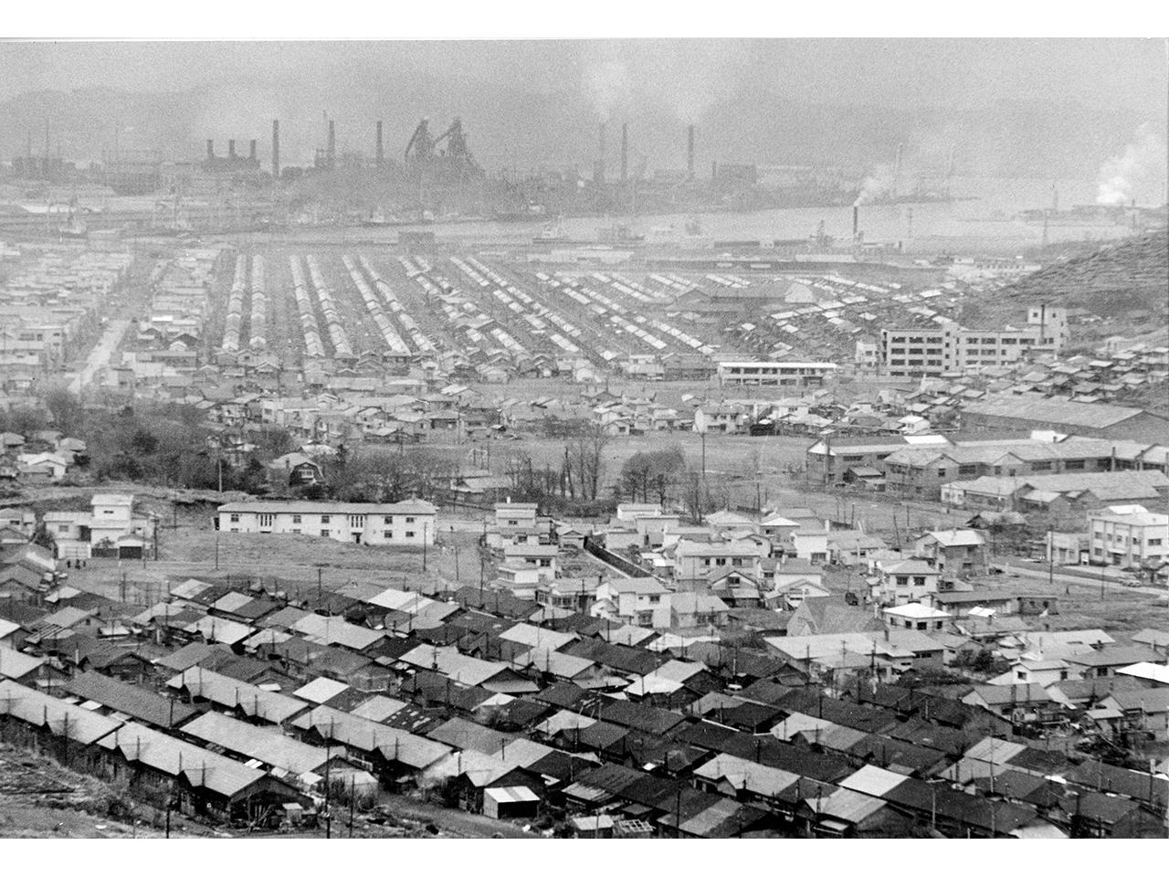 画像:工場景観と企業城下町のまちなみ(7)
