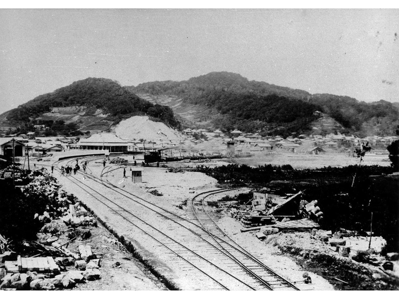 画像:室蘭市旧室蘭駅舎(5)