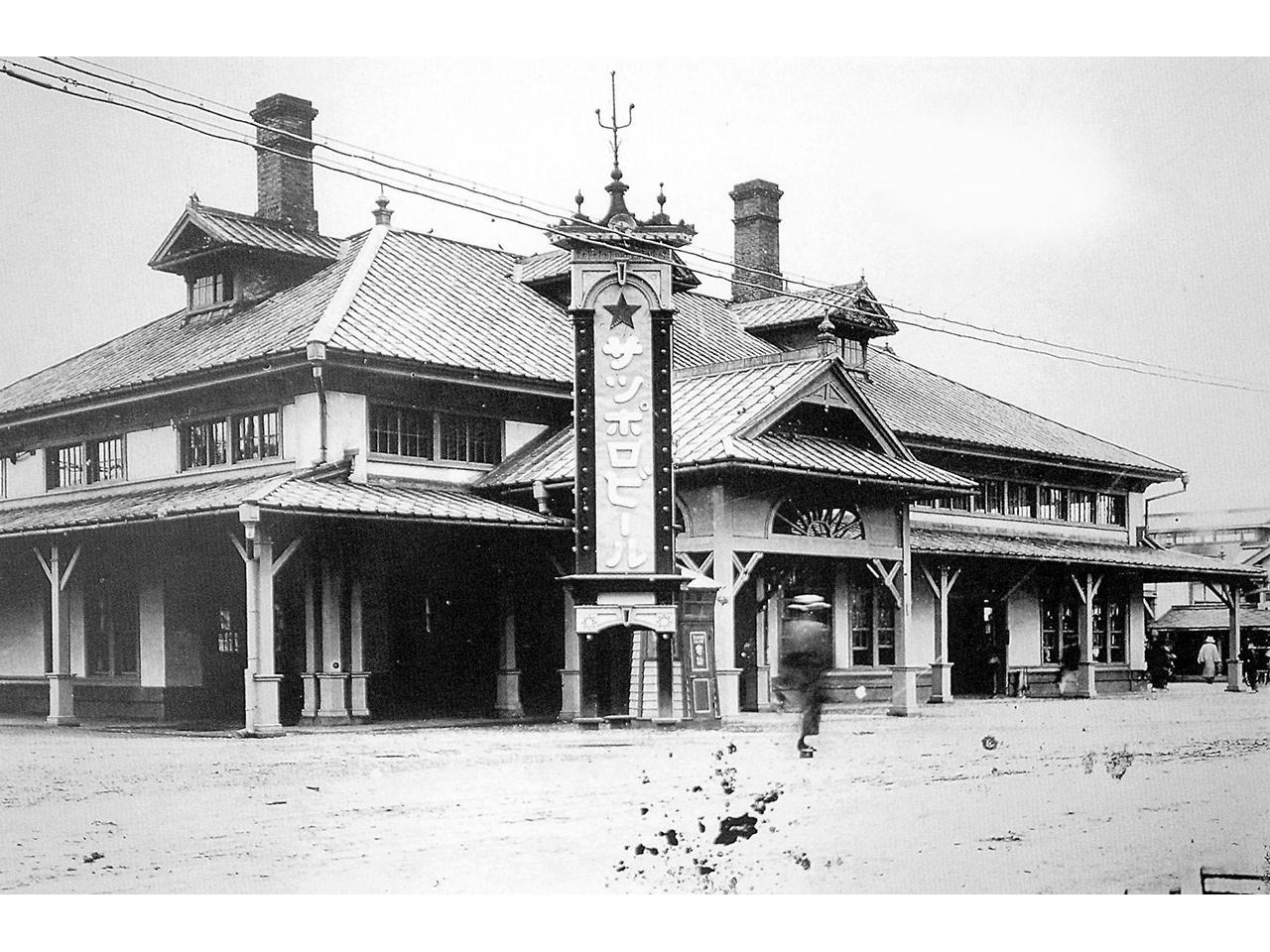 画像:室蘭市旧室蘭駅舎(8)