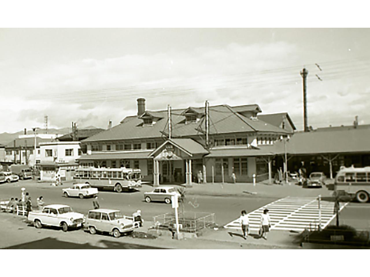 画像:室蘭市旧室蘭駅舎(11)