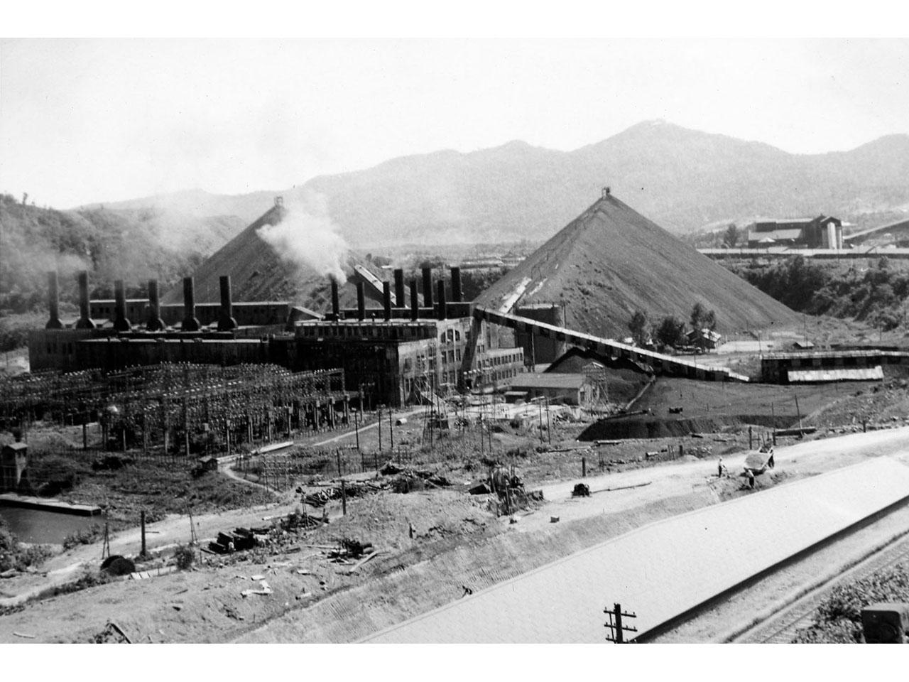 画像:旧北炭清水沢水力発電所(4)