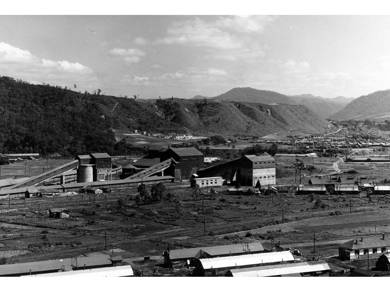 画像:夕張の炭鉱(2)
