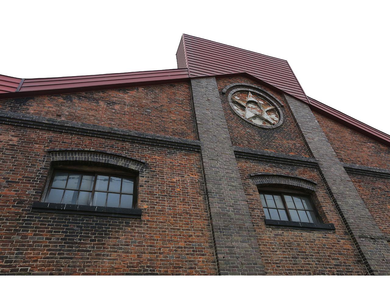 画像:旧北海道炭礦鉄道岩見沢工場(岩見沢レールセンター)(2)