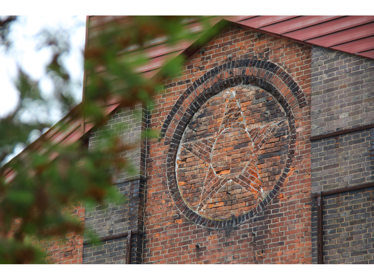 画像:旧北海道炭礦鉄道岩見沢工場(岩見沢レールセンター)(3)