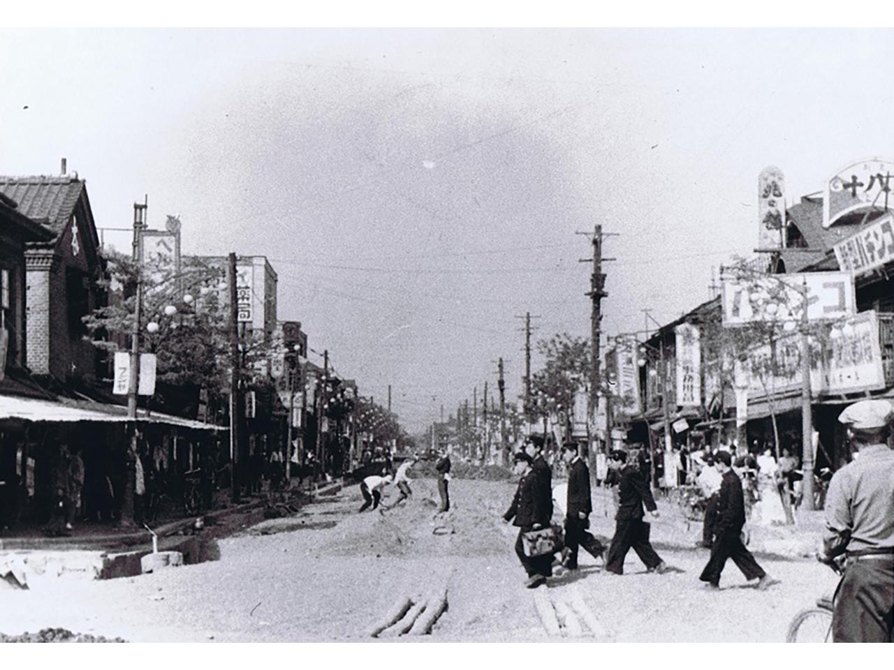 画像:岩見沢の街並み