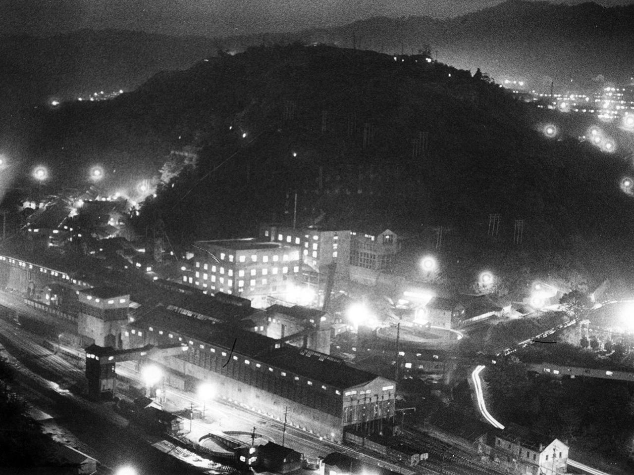 画像:三菱美唄炭鉱(1)