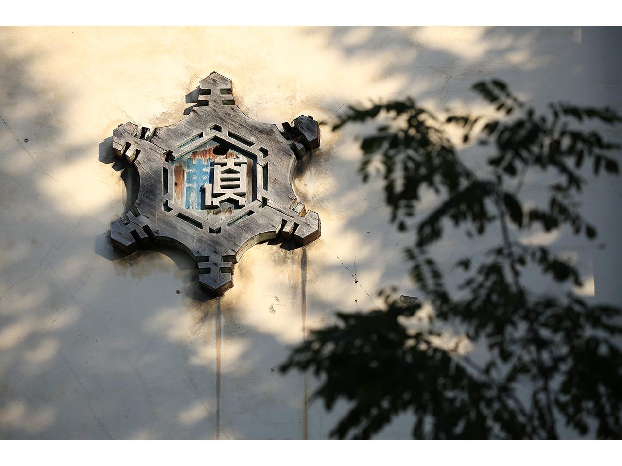 画像:旧頼城小学校(星槎大学)校舎及び体育館(3)