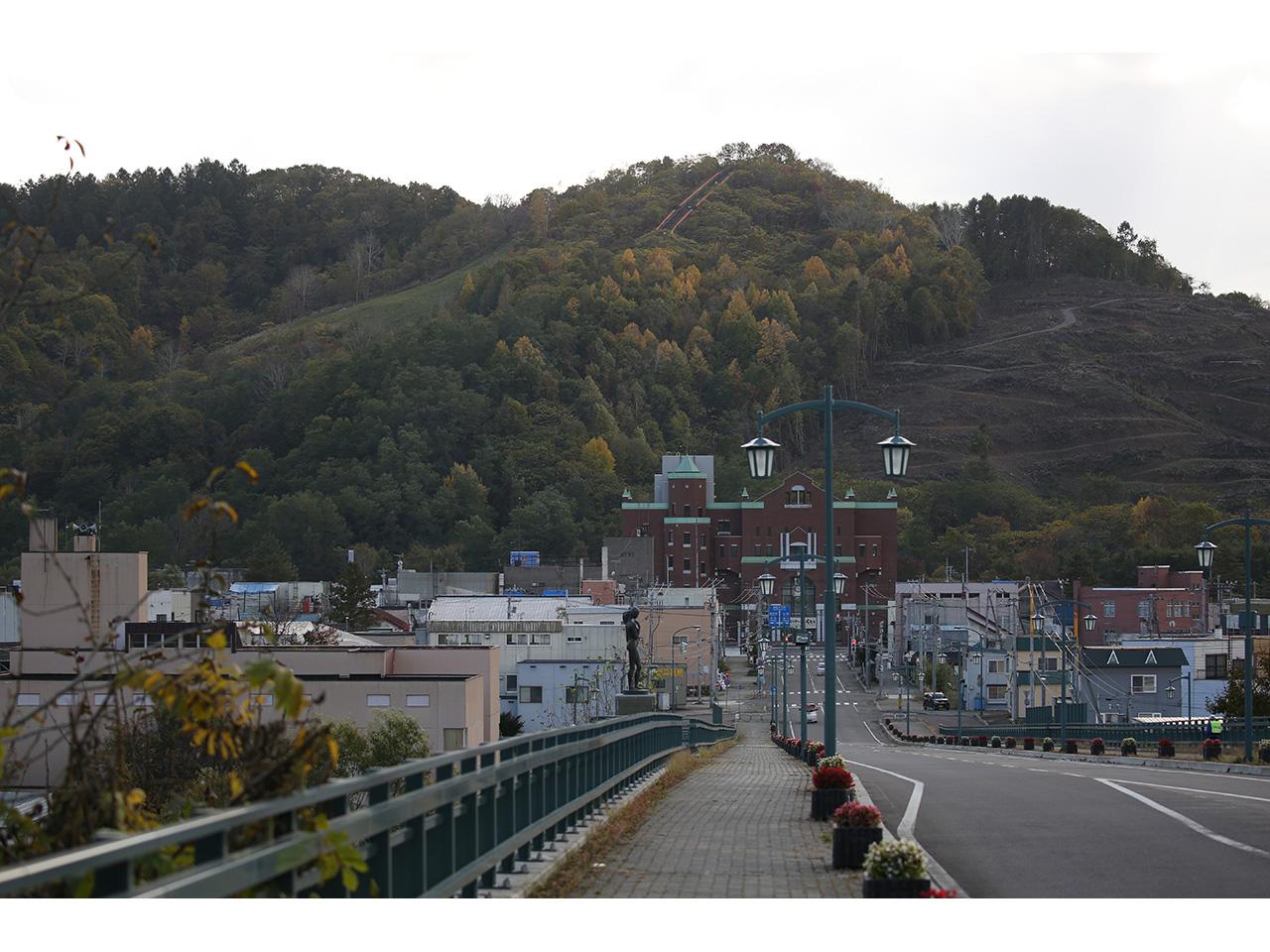 画像:北炭赤間炭鉱ズリ山(3)
