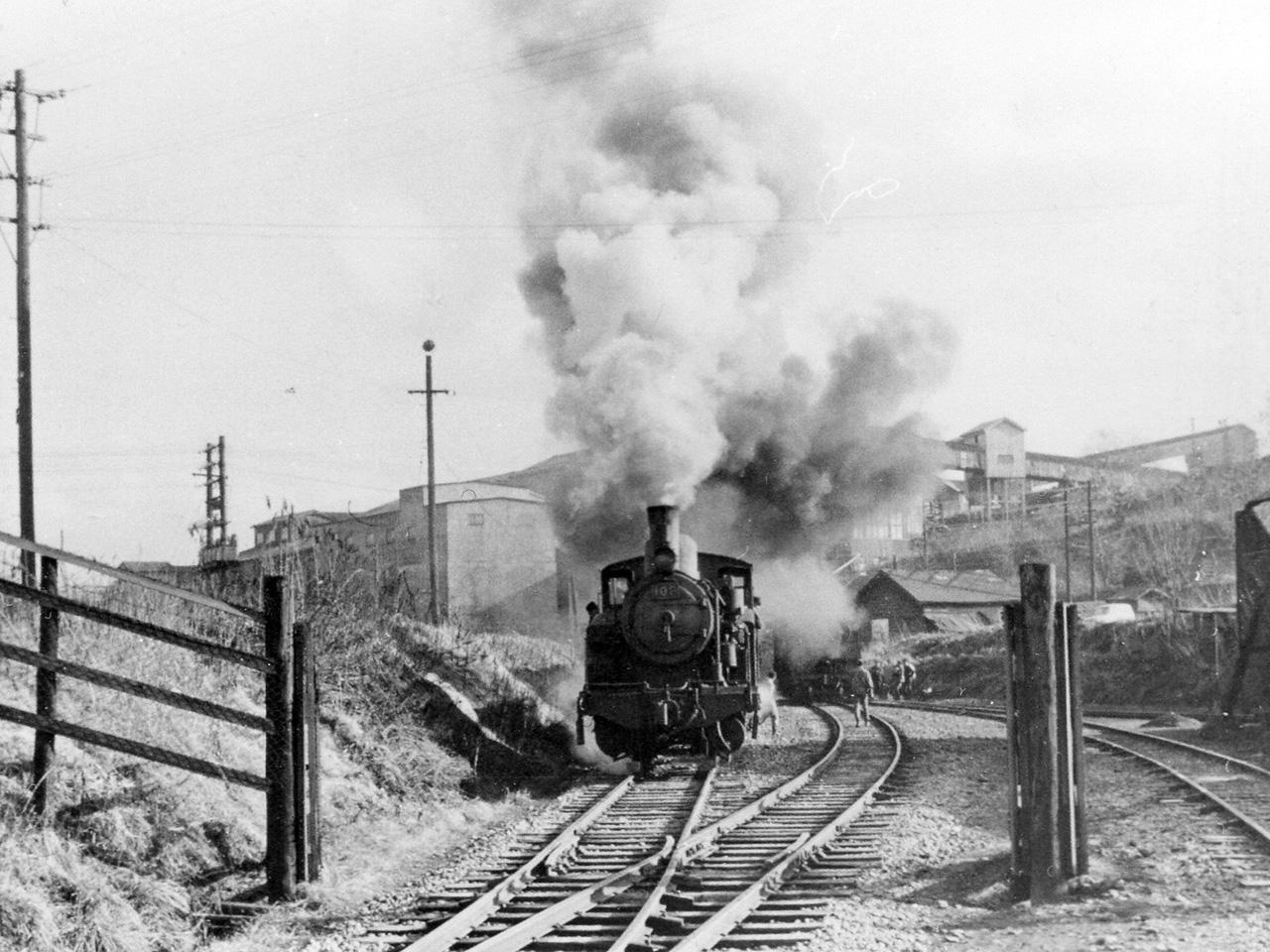画像:赤平の鉄道