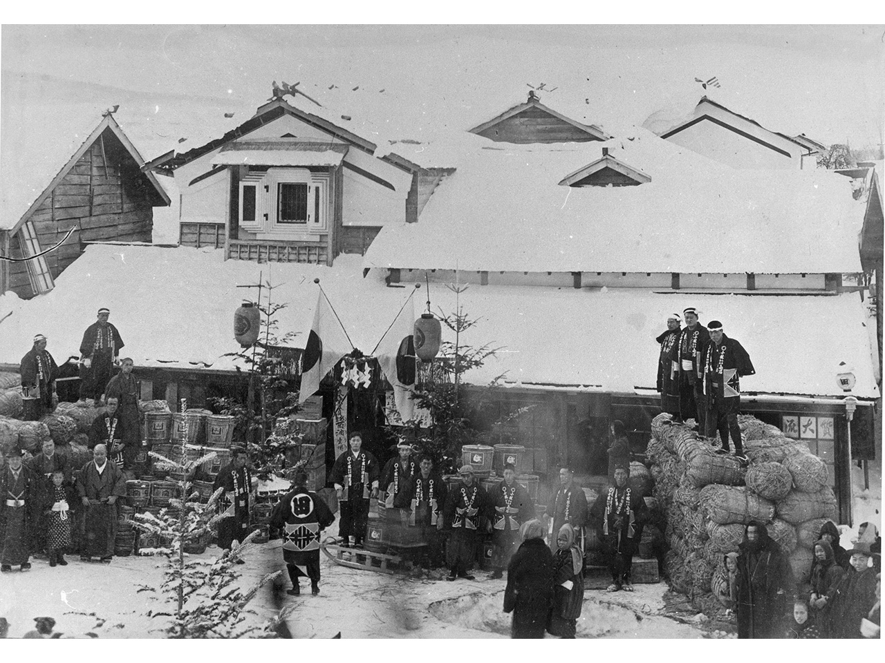 画像:小林酒造建造物群(4)