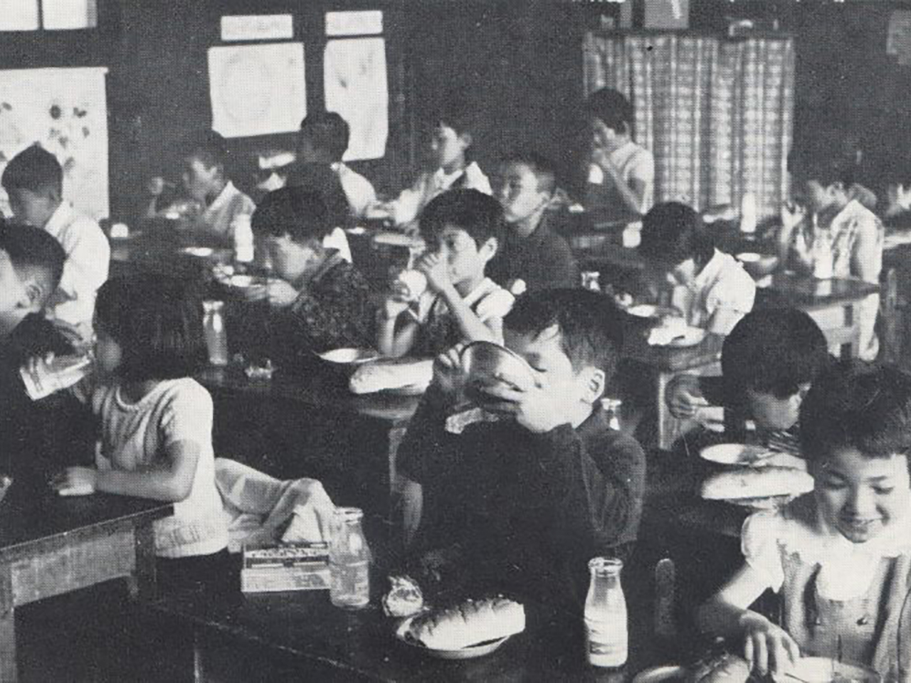 画像:栗山の学校(2)