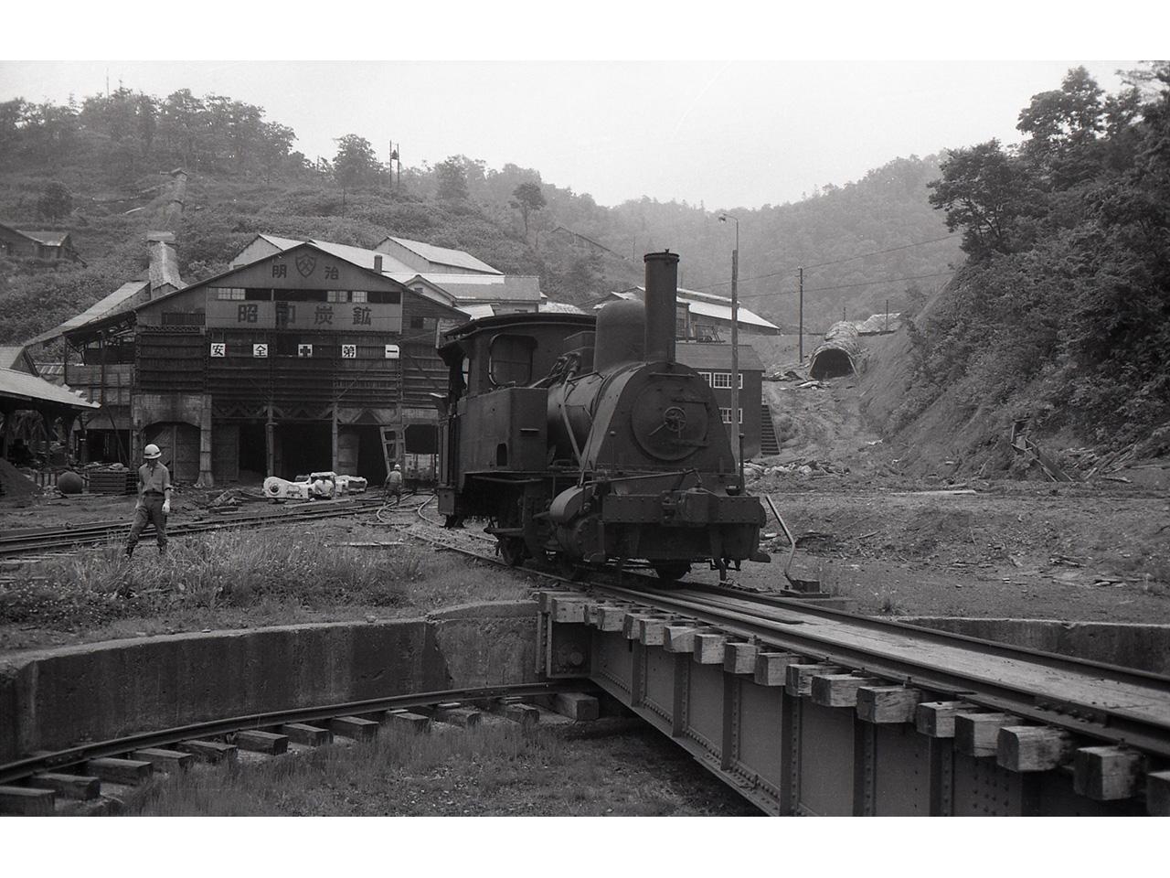 画像:クラウス15号蒸気機関車(5)