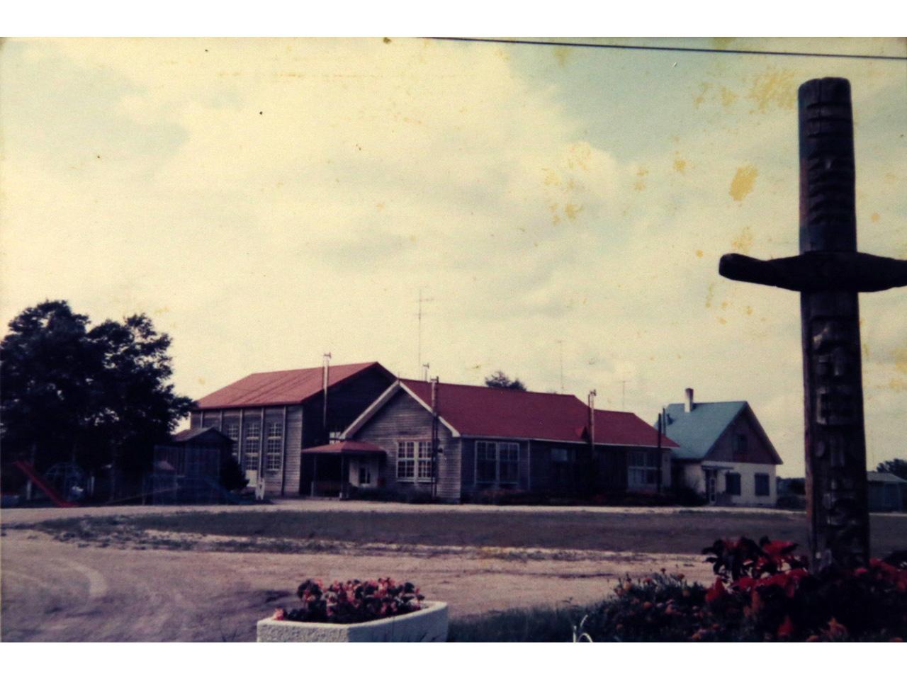 画像:安平の学校